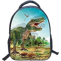 ParaCity kids Backpacks 3D Vivid Animal Print Backpack Toddler Kid Neoprene School Bags Hiking Daypacks for Kindergarten Boys Girls