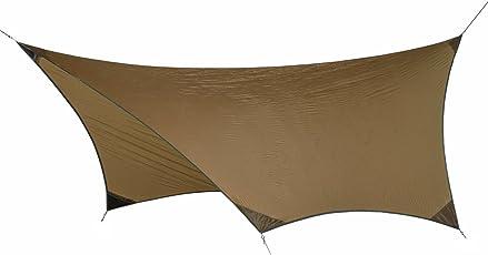 AMAZONAS Ultra-Light Adventure Tarp 340 x 280 cm Eigengewicht 380 Gramm