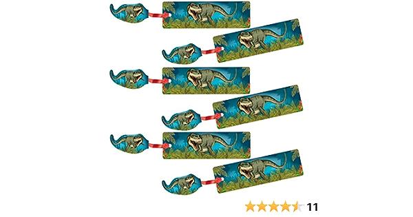 Marque-Pages 3D,Saijer Marque Pages Forme De Crocodile E Dinosaure Vert Violet 8 Pcs Pour Adulte Enfant