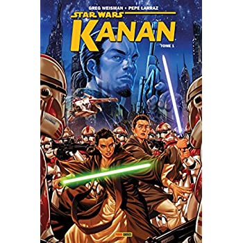 STAR WARS - KANAN : LE DERNIER PADAWAN T01