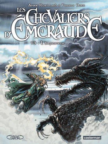 Les Chevaliers d'Emeraude, Tome 3 : ...