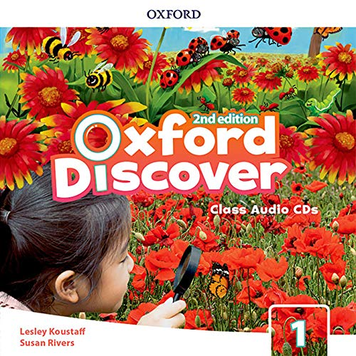 Oxford Discover 1. Audio CD 2nd Edition (Oxford Discover Second Edition)