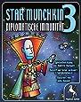 Pegasus Spiele 17166G - Star Munchkin 3 Diplomatische Immunität, Spiele und Puzzles