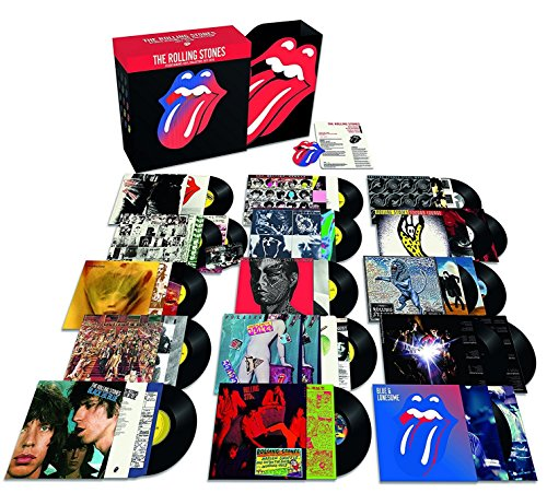 The Rolling Stones / The Studio Albums Vinyl Collection 1971-2016