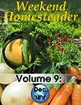 Weekend Homesteader: December (Englis...