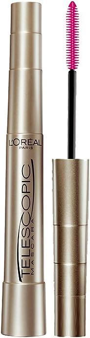 L'Oréal Paris Makeup Telescopic Original Lengthening Mascara, Blackest Black, 0.27 fl. oz.