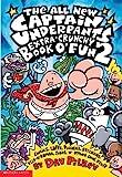 All New Captain Underpants Extra Crunchy Book O'Fun 2 price comparison at Flipkart, Amazon, Crossword, Uread, Bookadda, Landmark, Homeshop18