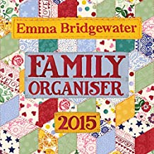 Bridgewater, Emma Wtv Wall: 12x12 Planner (Square Planner Wirestiched)