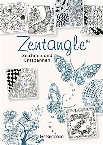 Zentangle®: Zeichnen und Entspannen (Riesen-box Schablonen)