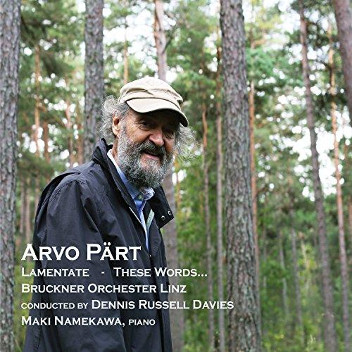 Lamentate / These Words... Maki Namekawa (piano)