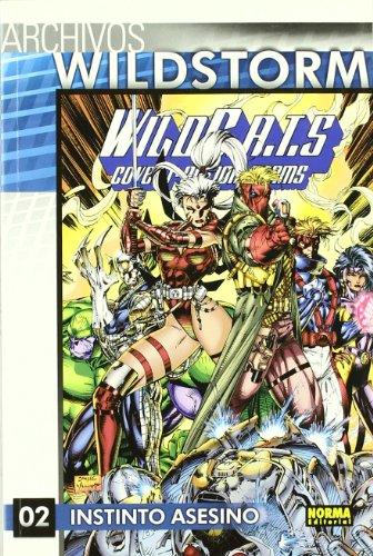 Archivos de Wildstorm wildc.a.t.s 2