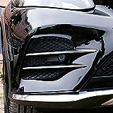 Best Prises d'air - ABS Chrome Bandes de grille de prise d'air Review