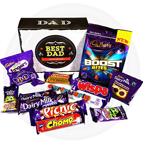 Cadbury Best Dad Chocolate Dozen Selection Gift