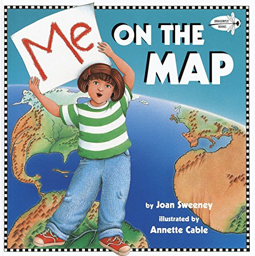ME on the Map (Dragonfly Books) por Joan Sweeney
