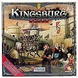Asmodee GIUD0005 Kingsburg 2. Edition, Spiel