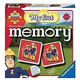 Feuerwehrmann Sam - Kinder My First Memory® Spiel - 24 Bildkarten