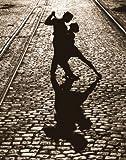 (11 x 14) el último baile - Tango, impresión fotográfica Póster