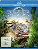 Weltnaturerbe Costa Rica - Guancaste Nationalpark [3D Blu-ray] [Alemania] [Blu-ray]