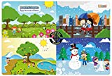 #1: Zigyasaw Beautiful Seasons Premium Giant Floor Puzzle