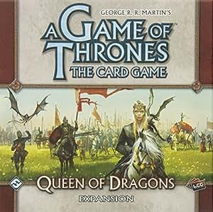 La Reine des Dragons Le Trône de Fer JCE Boites d'Extensions