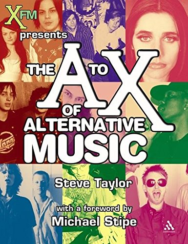 The A-X of Alternative Music