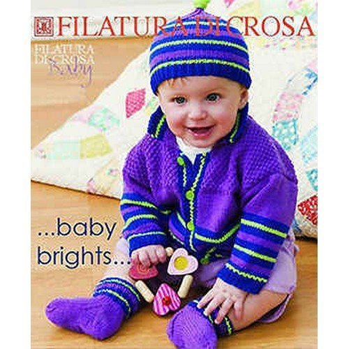 Filatura Di Crosa Knitting Pattern Books The Best Amazon Price In