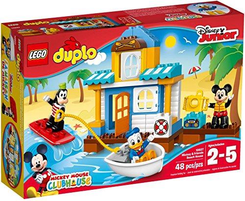 Preisvergleich Produktbild LEGO Duplo 10827 - Mickys Strandhaus, Vorschulspielzeug