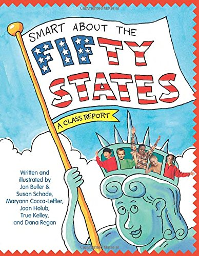 Smart about the Fifty States (Smart about History (Paperback))