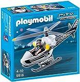 Playmobil 5916 - Elicottero Ultraleggero della Polizia