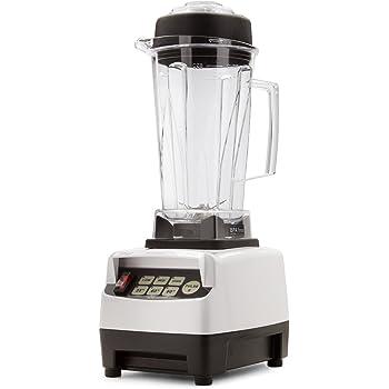 BioChef High Performance Blender – Batidora de vaso profesional 2L, 1600W, bajo consumo,