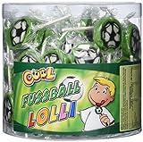 Cool Fussball Lolli 100 Stück x 10 g, 1er Pack (1 x 1 kg)