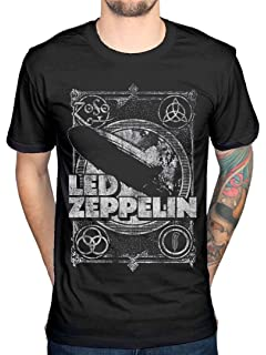 Led Zeppelin /'Dazed And Confused/' T-Shirt NEW OFFICIAL Amplified