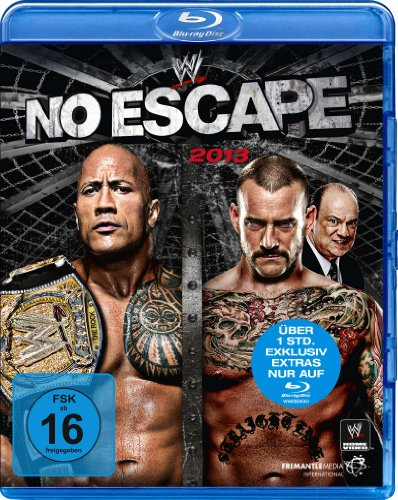 No Escape 2013 [Blu-ray]