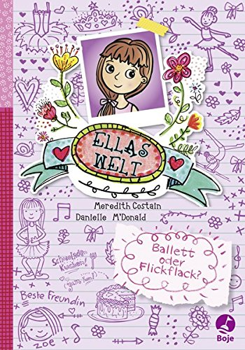 Ellas Welt - Ballett oder Flickflack?: Band 2