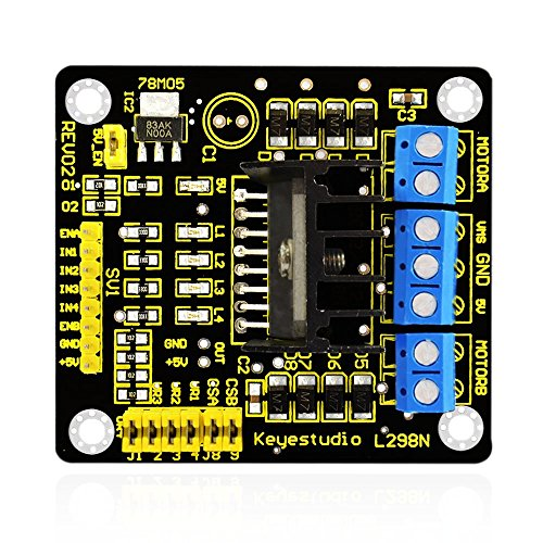nel h-bridge L298 N Stepper Motor Driver Board Modul ()