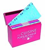 La cuisine porte-bonheur : Coffret 7 volumes : Santé ; Amitié ; Amour ; Prospérité ; Succès ; Sérénité ; Chance