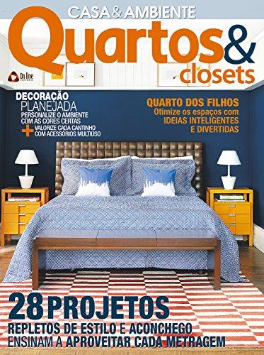 Casa & Ambiente: Quartos & Closets 64 (Portuguese Edition) por On Line Editora