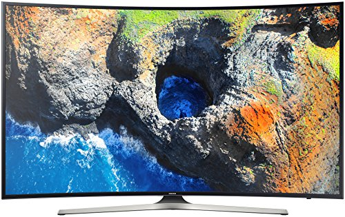 Samsung MU6279 138 cm (55 Zoll) Curved Fernseher (Ultra HD, HDR, Triple Tuner, Smart TV) (Samsung 55in Led Tv)