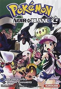Pokémon Noir et Blanc Edition simple Tome 9