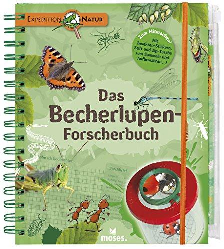 s Becherlupen-Forscherbuch: Aktiv die Natur entdecken! ()