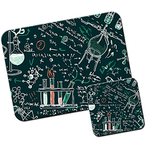 brainiac-cervello-geek-nerd-scienza-boffin-tappetino-per-mouse-pad-e-set-di-sottobicchieri-formulas-