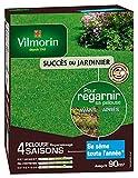 Vilmorin 4465654 Gazon Pelouse 4 Saisons Boîte de 3 kg