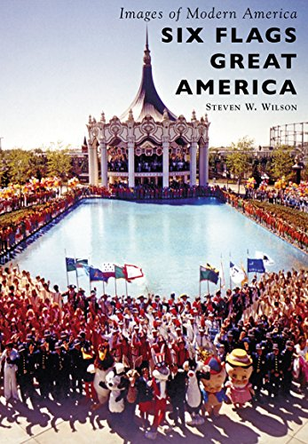 Six Flags Great America (Images of Modern America) (English Edition) - Six Flags See