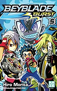 Beyblade Burst Edition simple Tome 5