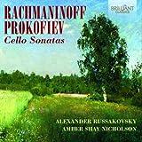 RACHMANINOFF & PROKOFIEV: Cello Sonatas