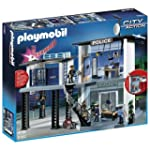 Playmobil 5182 City Action Police Sta...