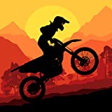 Sunset Bike Racer - Motocross Hill