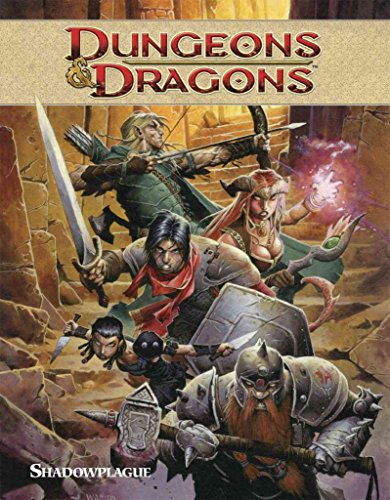 [Dungeons & Dragons: Shadowplague Volume 1] (By: John Rogers) [published: June, 2012] par John Rogers