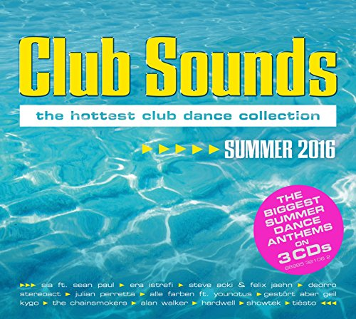 VA-Club Sounds The Hottest Club Dance Collection Summer 2016-3CD-FLAC-2016-VOLDiES Download