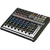 IS 2MIX8XU mixer compatto ad 8 canali con registratore usb e preamp a basso rumore